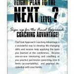 Final Approach Coaching Flyer*http://www.duoparadigms.com/wp-content/uploads/2012/01/Coaching-Flyer.jpg