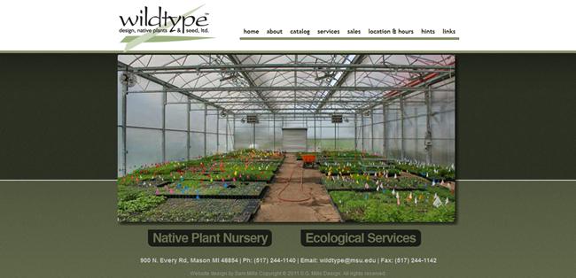 Woodbrook Native Plant Nursery