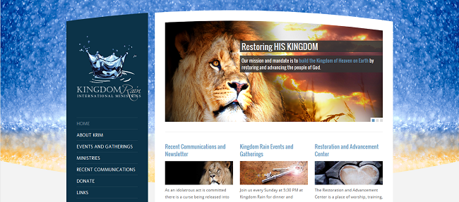 Your New Church Website Design is as Easy as 1-2-3! - DuoParadigms ...