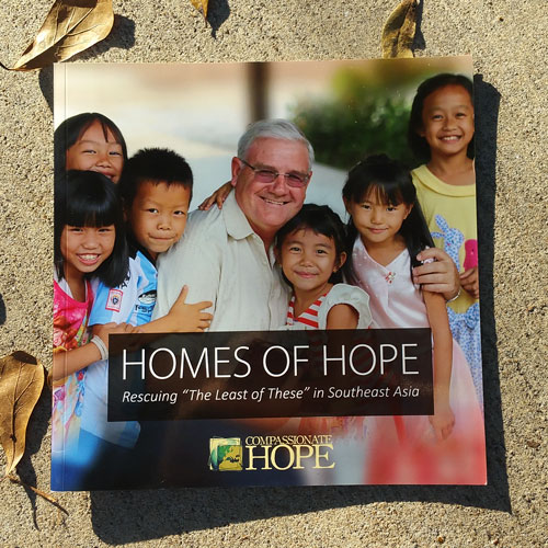 Compassionate Hope Donor Booklet