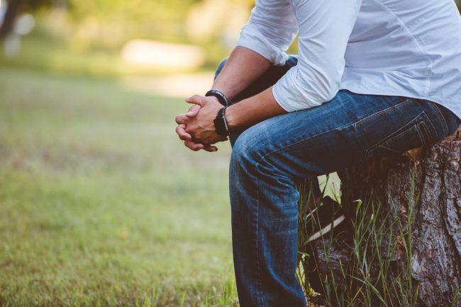 Trusting God Without a Backup Plan